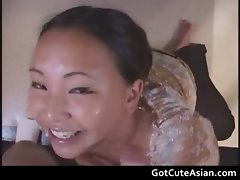 My Cute Chubby Cocksucking New Girl part2