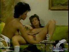 Sharon loves lesbian sex