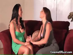 Hot sex expert Penny Flames touching part4