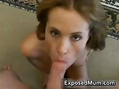 Bubble pooper mum vagina drilled reverse part4