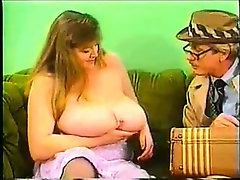 BBW Fucking The Bra Salesman