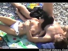 Hidden Beach Sex Filming