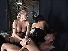 MILFS Capture Their Victim And Fuck Him Shamelessly