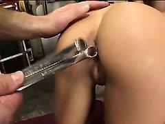 Taylor Rain visits the shop