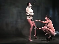Cecilia Vega BDSM with Princess Donna