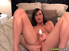 Tight Juicy Cunt Dildo Stroked Deep HD