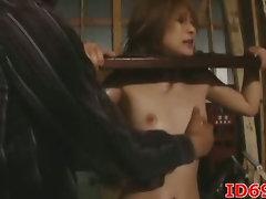 Babes in hot lesbo scene