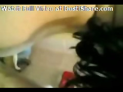 Desi Girl in Bathroom with cam