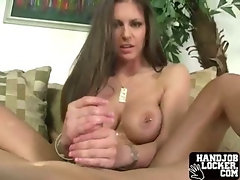 Hot girl loves to handle hard dick