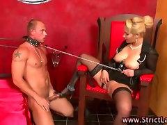Watch this fetish femdom mistress