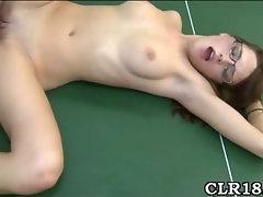 Horny college sexy slut