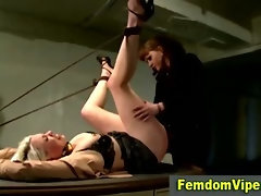 Bdsm lezdom nasty fetish mistress