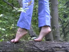 Barefoot forest