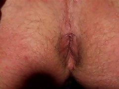 lipstick anal, Lippenstift im Arsch