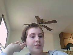 Amateur Sexy Cleavage Webcam