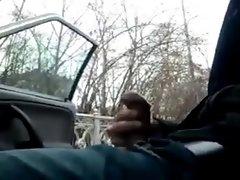 Rus Public Masturb CAR Flash Watching   GIRLS 52 - NV