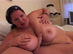 huge boobs and bbw
