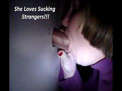 Tara Gloryhole Slut Wife