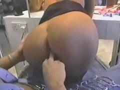Misty McCain: The BEST ASS in Porn History