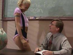 Teacher fucking favourite student Cindy Crawford