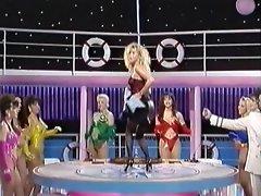 tutti frutti candidate strip -  Beautiful Blonde - MRP 13