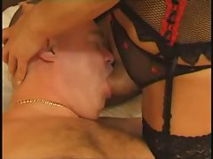 thick tranny fucked hard thick man (solideX)