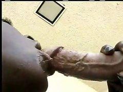 Amazing African Blowjob