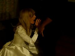 Virginia Knight - Wedding Night With BBC