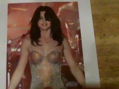 CUM tribute Selena Gomez
