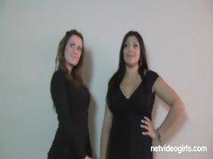 Netvideogirls - Chloe Attacks Maya