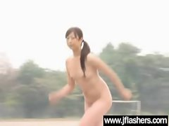 Asian Flashing And Banging Hard video-07