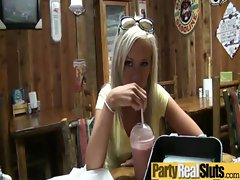 Sexy Girl Get Hard Fucked At Party video-28