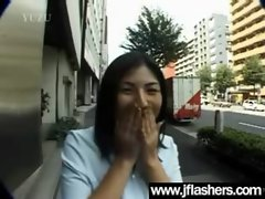 Asian Flashing And Banging Hard video-42
