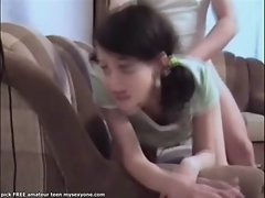 Shy Lovely Alina First Time