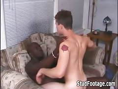 2 gay black thugs fuck white boys ass