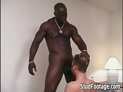 Hot interracial gay hardcore scene