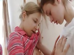 Natashas first lezzie experience