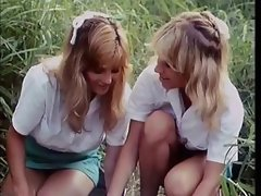 Delicious selection of some classic clips from porn's past