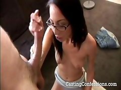 Girl Is Cast For First Sex Scene