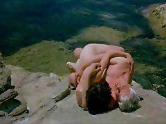 First we see Giovanna Giuliani naked, then Fanny Ardant  naked in explicit sex with some guy. And afterward Giovanna Giuliani nude having sex with some guy in various poses. From L Odore Del Sangue.