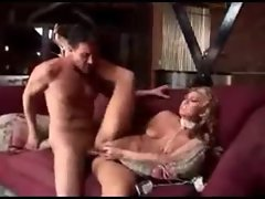 Girl in tiger body makeup is an anal slut