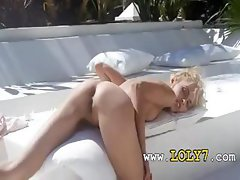 Amazing dream of smart wow blonde