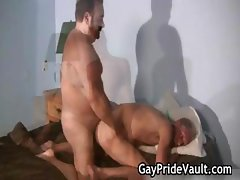 Blond guy is fucked by gay bear part6