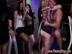 Party cfnm amateur sluts fuck and suck orgy