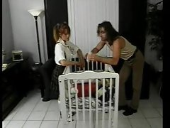 Teen babysitter is abused by two guys