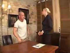 German milf with tight pussy fucked hard