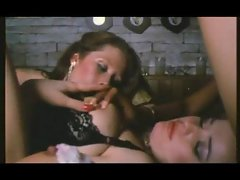Orgy fuck in classic movie with sluts