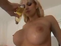 Anal for the sultry girl in the fuck scene