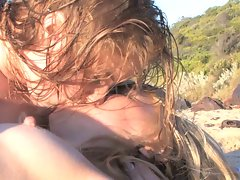Betsy &amp, Bree - Beach Babes pt1