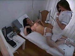 hot lesbian nurses